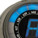 Planet Waves Tru-Strobe Tuner detail